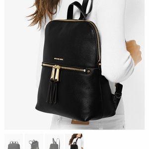 Michael Kors Rhea Backpack Purse